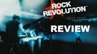 Rock Revolution - Game Review
