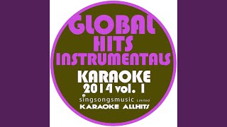 Get Lucky In The Style Of Daft Punk Pharell Williams Karaoke Instrumental Version