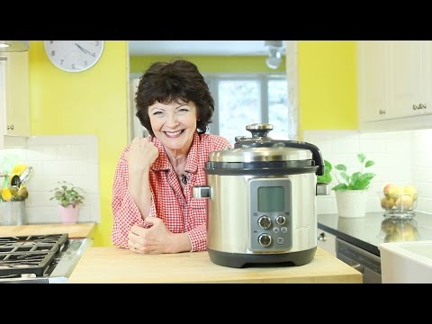 Slow Cooker Comfort Food with Mairlyn Smith