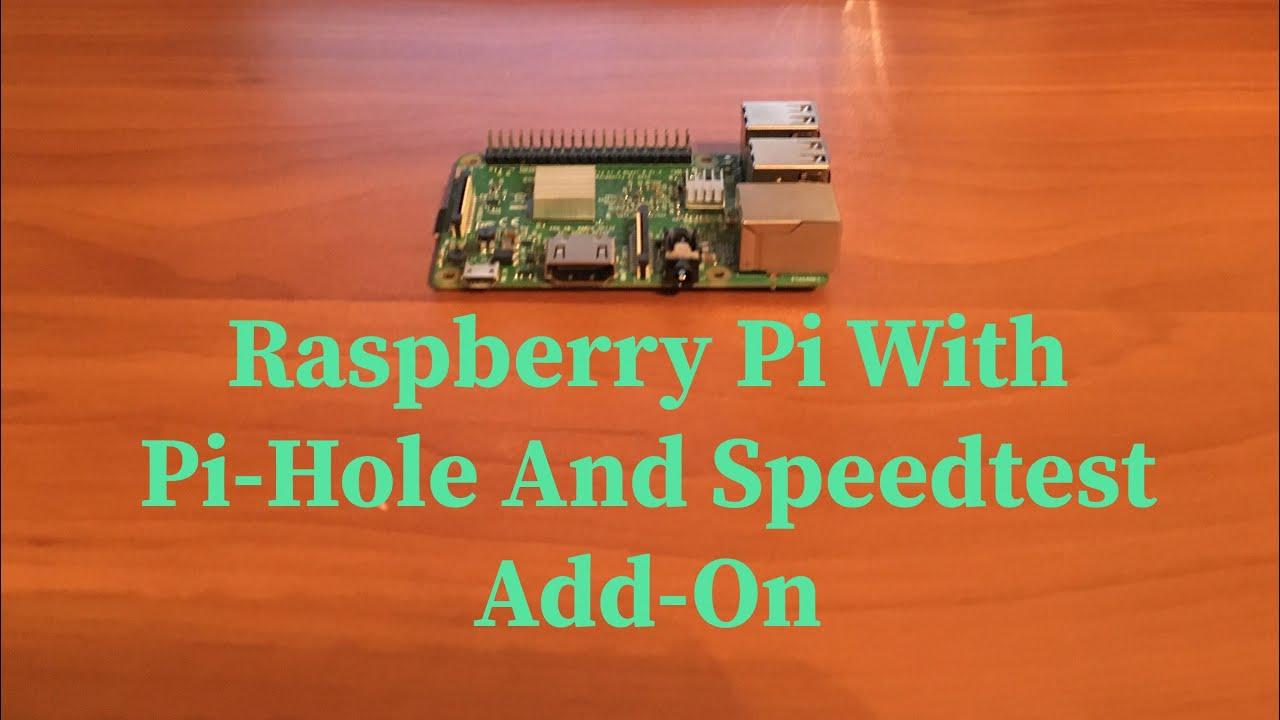 Pi Hole Test