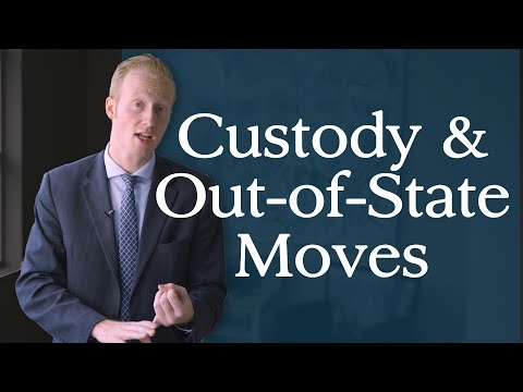 Can Custodial Parents Leave Condition