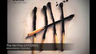 UYCD003 Mathias Mesteno - Back Alley