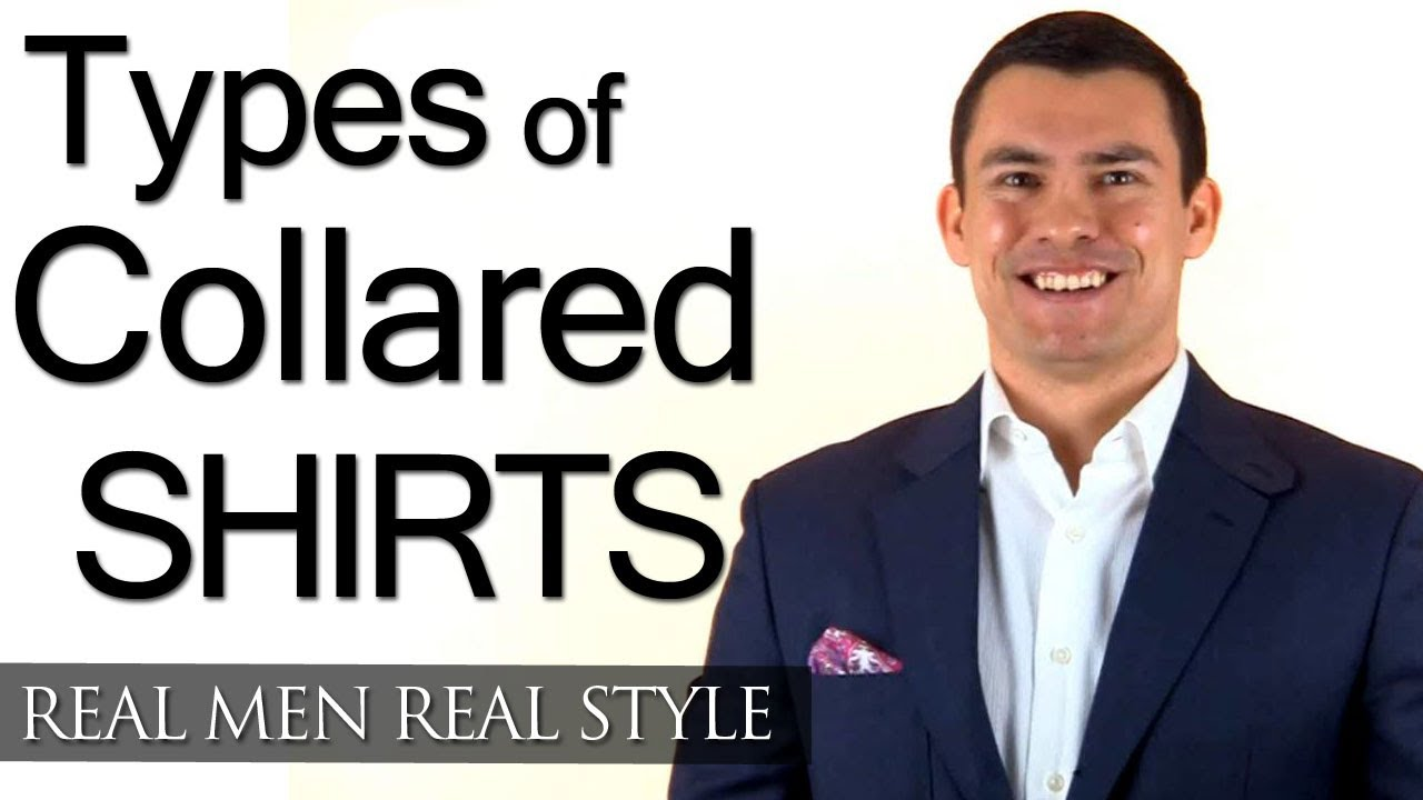 Different Types Of Men 39 S Collared Shirts Polo Shirts