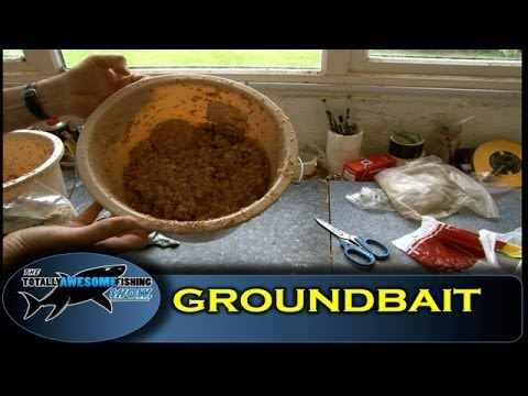 How To Make Groundbait, Cheap & Easy - The Totally Awesome Fishing Show