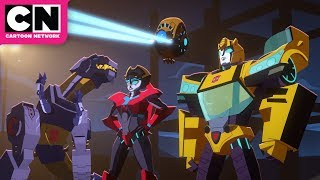 Transformers Cyberverse | The Fate of Grimlock | Cartoon Network
