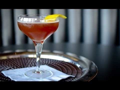 The Blood & Sand: A Classic Scotch Cocktail | HuffPost Life