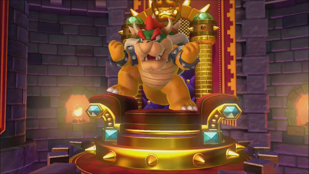 Super Mario Game Of Thrones Crossover Iron Throne: Murder XIX: Trouble In Paradise