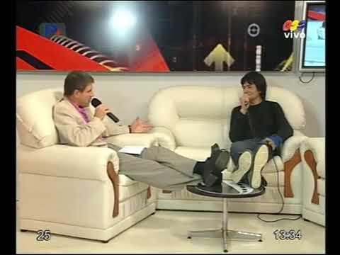 Entrevista Televisiva a Sokol