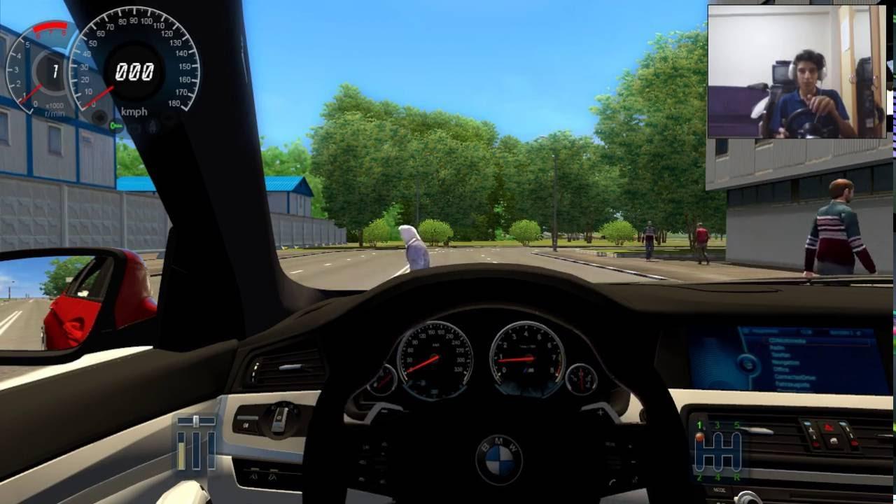 city car driving 2.2.7 | bmw m5 f10 vs porsche panamera turbo