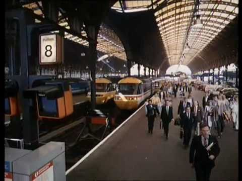 Britain's Railway advert