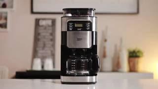 Homend Coffeebreak 5002 Çekirdek Öğütücülü Filtre Kahve Makinesi Tanıtım Videosu