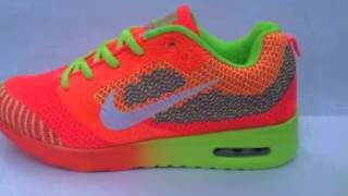Sepatu Nike Flyknit Max