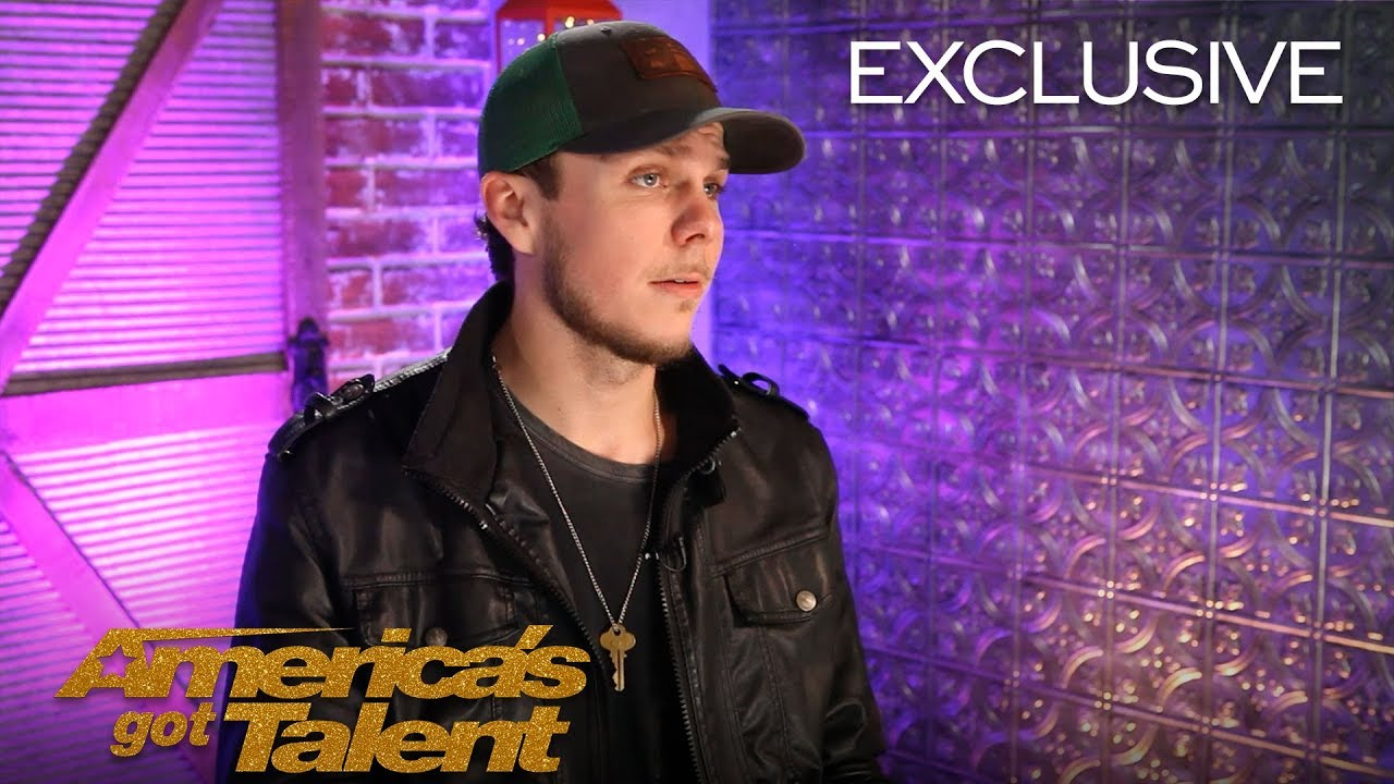 Singer Hunter Price Thanks Simon Cowell For Second Chance - America's Got Talent 2018