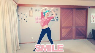 Smile (Улыбайся) - IOWA - Just Dance 2016