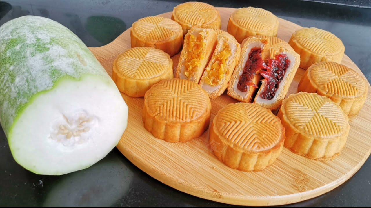 Download 冬蓉水果馅月饼的做法,从和面到做馅,学会了再也不用买着吃了