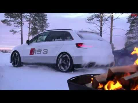 Audi RS3 2015 Trailer