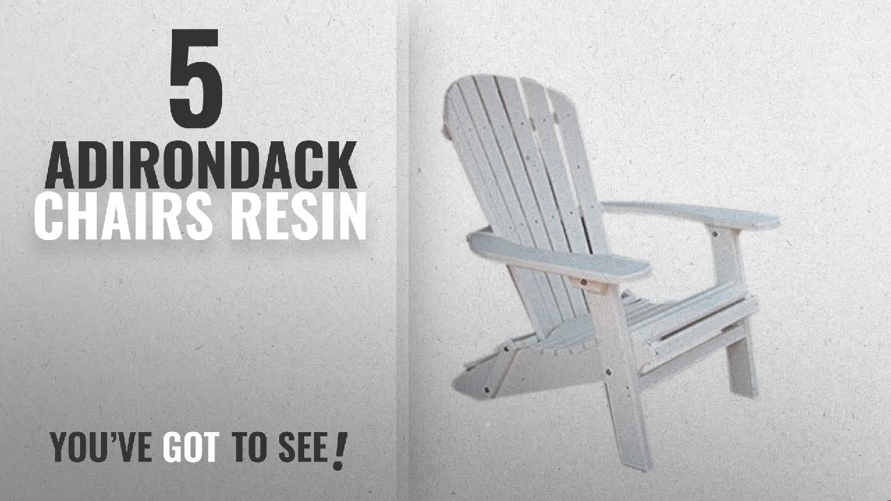 Top 10 Adirondack Chairs Resin [2018]: Phat Tommy Recycled