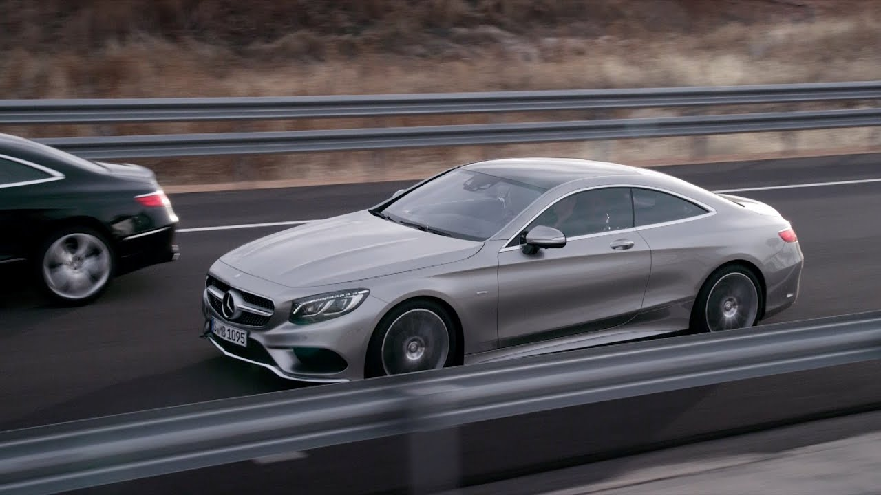 2015 mercedes s class coupe reveal promo youtube. Black Bedroom Furniture Sets. Home Design Ideas