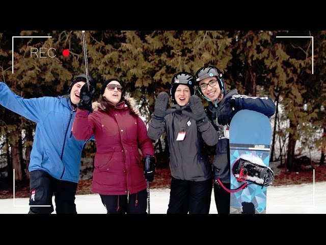 ILAC Vlog: Ski Trip