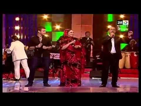 Bchir Abdo & Saad Lamjarred-E7na Mgharba
