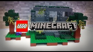 LEGO Minecraft Minifigure Scale Sets - 2014 Set List
