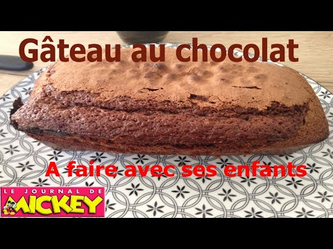 essai-recette-gâteau-au-chocolat-du-journal-de-mickey---à-faire-avec-des-enfants