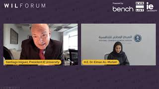 WIL Digital Talks (Ep 2) - Building the Future of Saudi Arabia