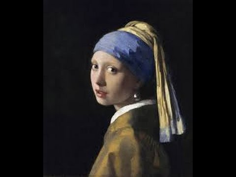 Pittori del XVII° secolo -Jan Vermeer