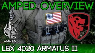 amped overview lbx 4020 armatus ii plate carrier
