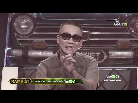 RAPVIET #8 | Tới lượt team Karik, nhích luôn 3 rapper tạo cú hit | Wowy, Binz thành thợ săn city