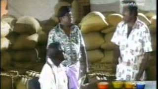 Africa Uncle, Koundamani and Senthil in Kattabomman Rice Mill Comedy