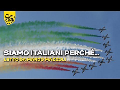 Siamo italiani perché...
