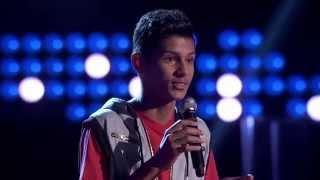 La Voz Kids | Jersen Ruiz canta 'Tu amor me hace bien' en La Voz Kids