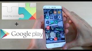 Baixar Instalar Google Play Services + Google Play Store en todos los Android