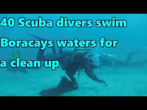 40-scuba-divers-swim-boracays-waters-for-a-clean-up