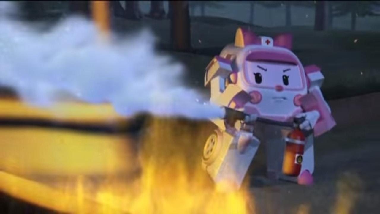Робокар Поли - Приключение друзей - Забывчивый Макс (мультфильм 9) Развивающий мультфильм для детей