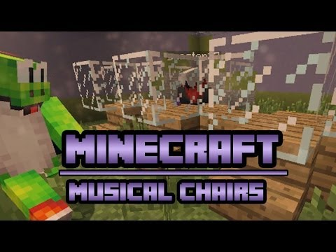 MUSICAL CHAIRS | Minecraft Mini Game | With Friends