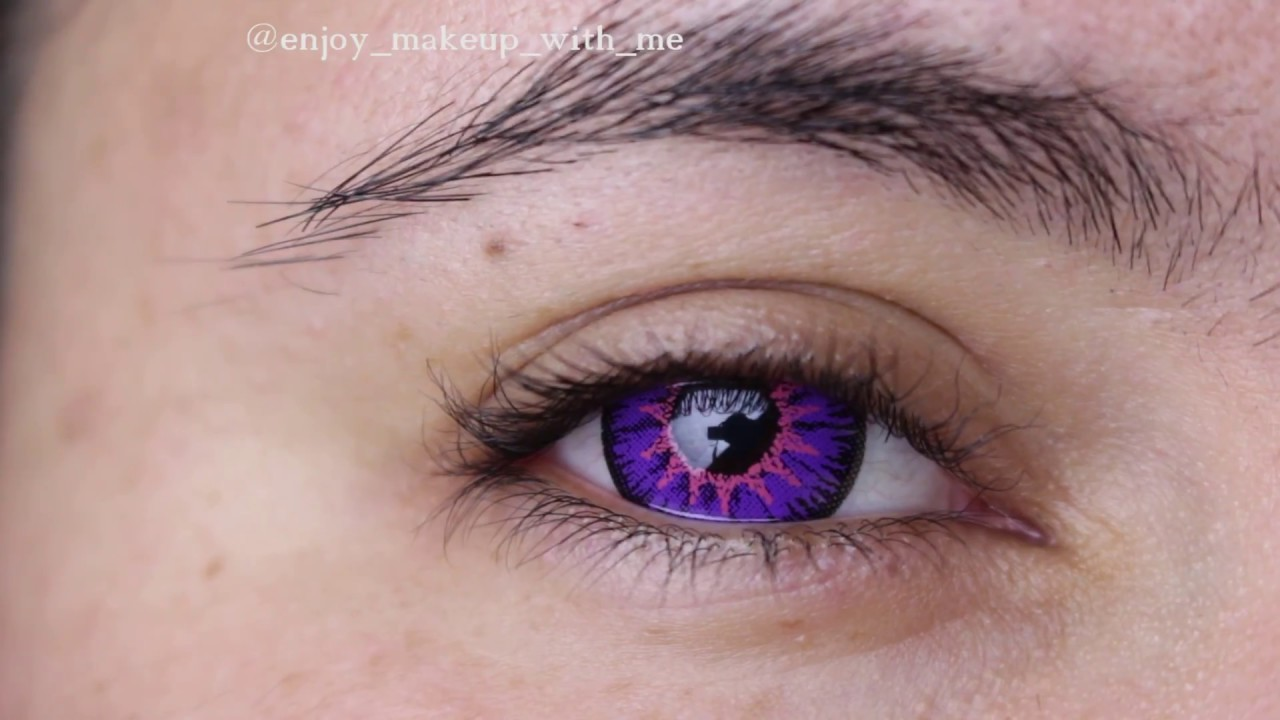 TTDEYE Contact Lenses 4 Swatches on Dark Eyes Mystery ...