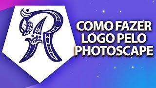 Como Criar um Logotipo no Photoscape