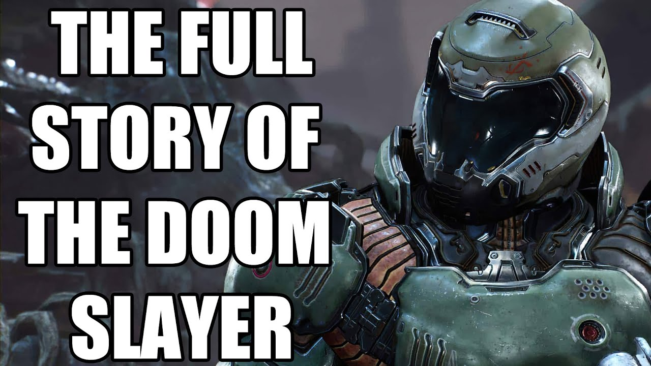 Download The Full Story of the Doom Slayer - Before You Play DOOM Eternal