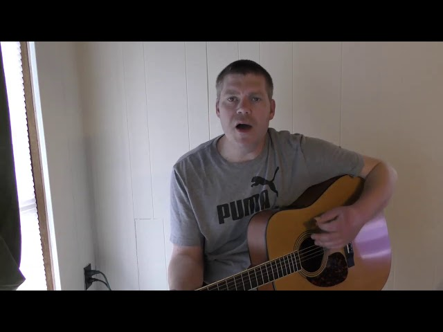 Eric Leyton - I'll Follow the Sun Cover (Lennon / McCartney)
