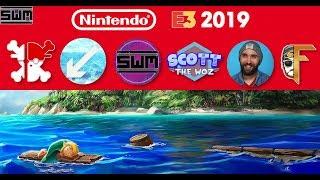 Nintendo E3 2019 Predictions (ft. Scott The Woz, RogersBase, Kevin Kenson)
