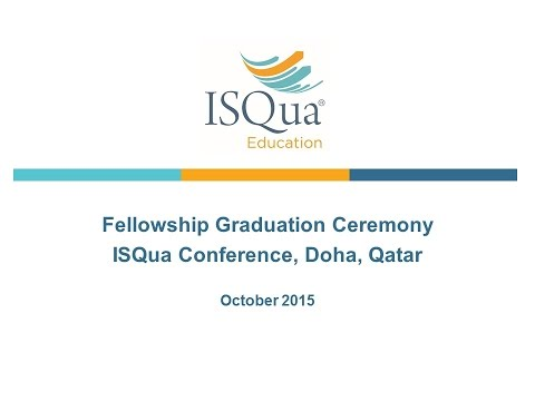 ISQua Fellowship Awards