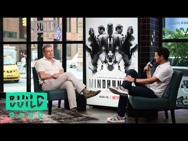 """Holt McCallany Speaks On The Second Season Of Netflix\'s \""""Mindhunter\"""""""