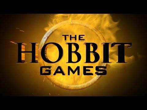 The Hobbit Games (Hobbit / Hunger Games Trailer Parody)