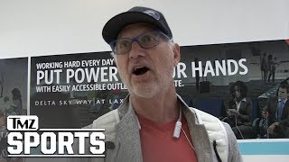 Tinker Hatfield Excited For LeBron In L.A.