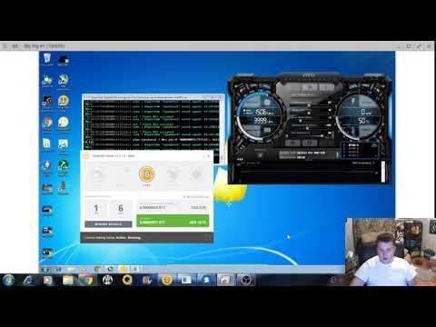 GTX 1050TI VS GTX 1060 6gb On NiceHash Mining 12-27-17