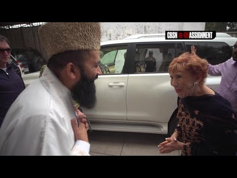 How one evangelist's message is received in Pakistan