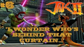 """Let's Play Jak II Ep. 6 """"Jet Board Action"""" 
