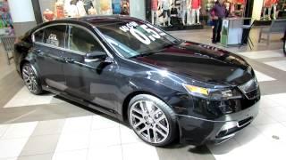 2012 Acura TL SH-AWD Exterior - Carrefour Laval, Quebec, Canada